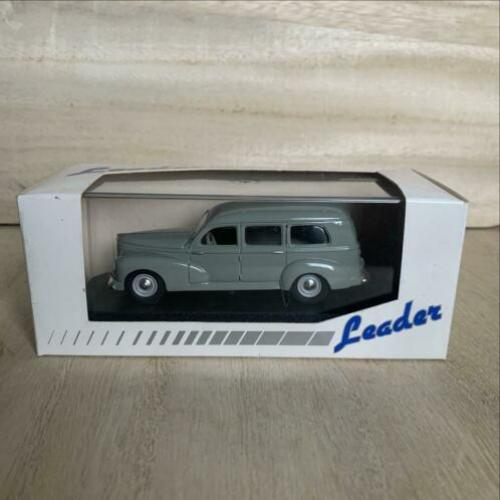1:43 LEADER Peugeot 203 Break Vitré 2136