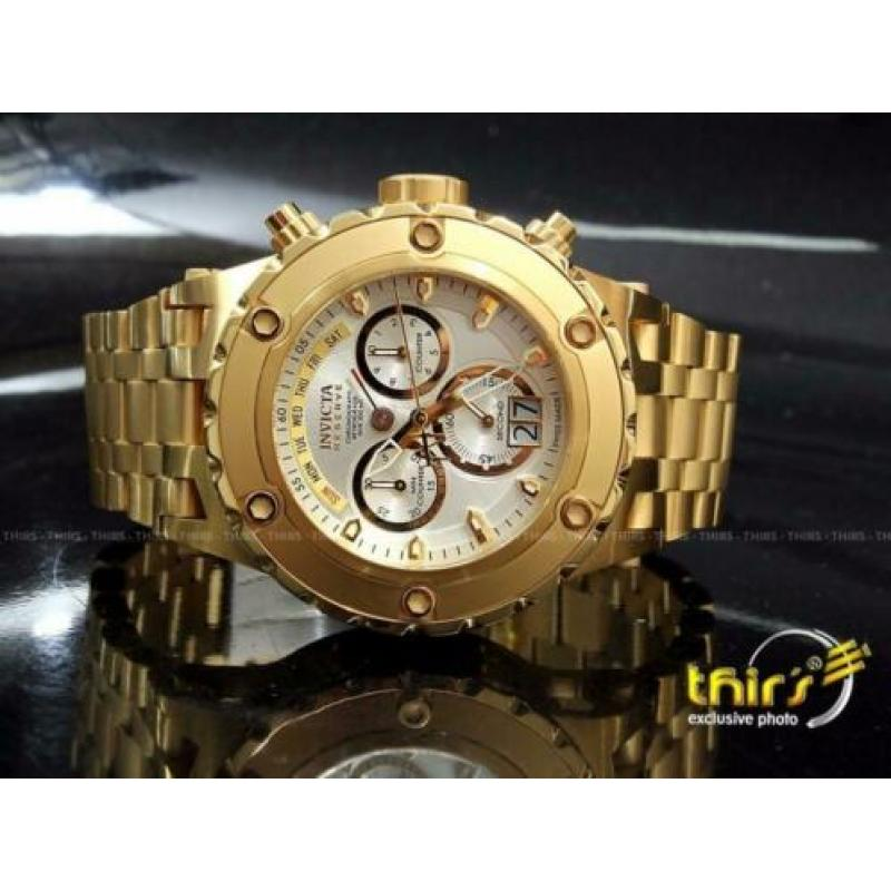 Invicta 14471 Men's 52mm Subaqua Quartz Chrono mint