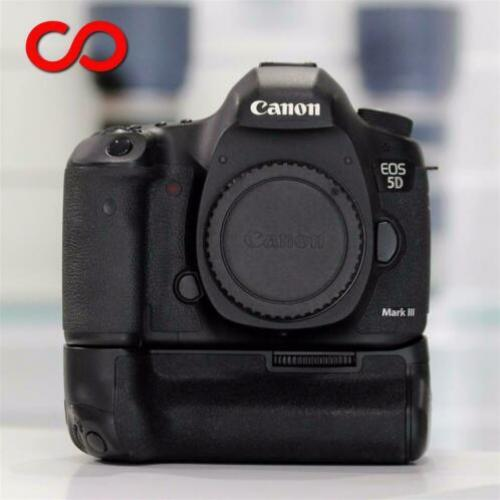 ? Canon EOS 5D Mark III + battery grip (2038)