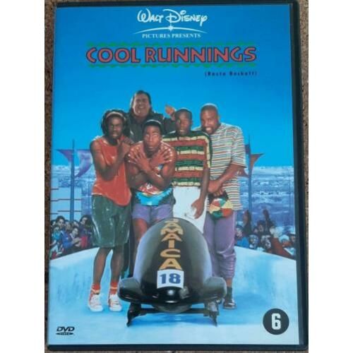 Disney DVD - Cool runnings