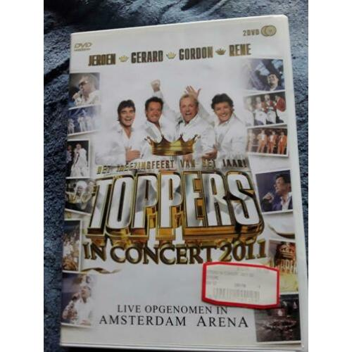 2-dvd toppers in concert 2011